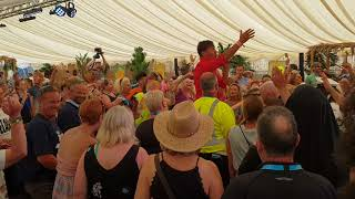 Nathan Moore - VIP Tent, Lets Rock Exeter 2018 pt3