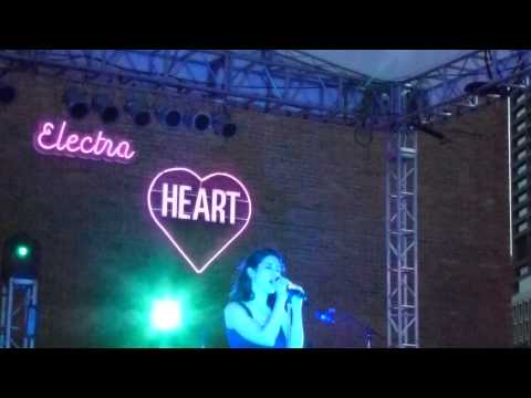 Marina & The Diamonds -  at Boston Calling Part 2