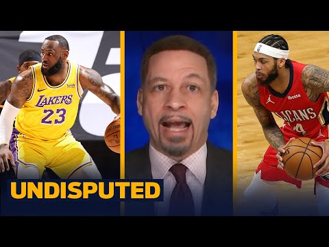 Brandon Ingram was not trying to rip LeBron, but there's still shade — Broussard I NBA I UNDISPUTED