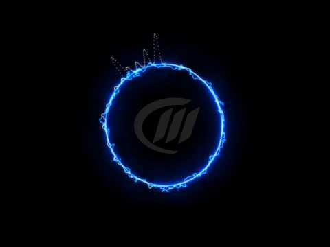 MidKent college logo and laser sound waves