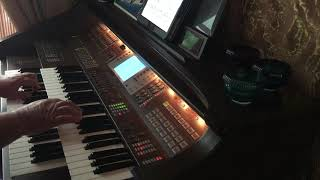 Yamaha AR100 I just can't stop loving you