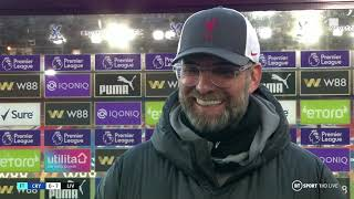 Jurgen Klopp knew it was a matter of time before Liverpool handed out a drubbing