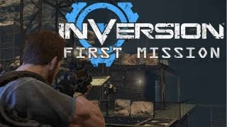 Inversion - First Mission Gameplay