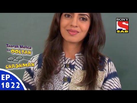 Taarak Mehta Ka Ooltah Chashmah - तारक मेहता - Episode 1822 - 8th December, 2015
