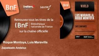 Roque Montoya, Luis Maravilla - Zapateado Andaluz - feat. Pilar Calvo