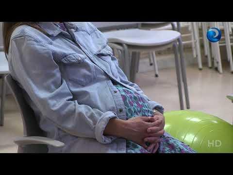 Charlas con matronas para embarazos de alto riesgo
