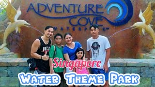 ADVENTURE COVE I Water Theme Park in Singapore🇸🇬 I Full Experience
