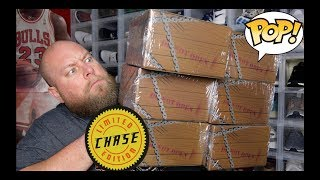 Opening UP 6 Funko Pop Mystery Boxes Trying For CHASE Variations! + How Many Can I Get?