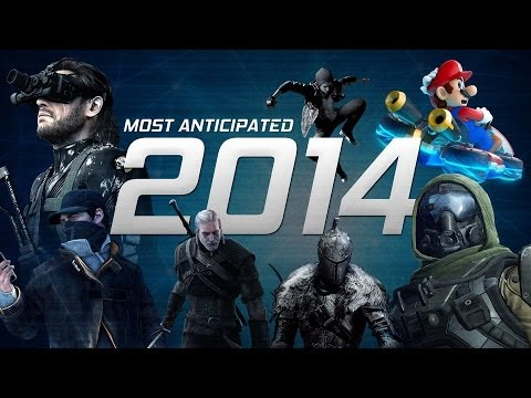 Most Anticipated Games of 2014 - GameSpot Staff