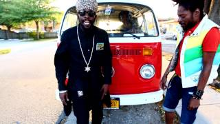 Ras Attitude feat. Perfect Giddimani - Ganja Love RMX [Official Video 2014]
