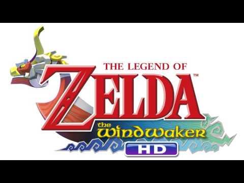 Outset Island - The Legend of Zelda: The Wind Waker HD