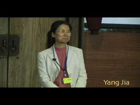 TEDxEDUcn - Yang Jia - 11/14/09