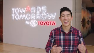 Toyota Towards Tomorrow with Going Awesome Places