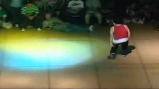 Project Soul vs. Pokemon - UK BBoy Champs 2005 Final (DVD) Crews Battle