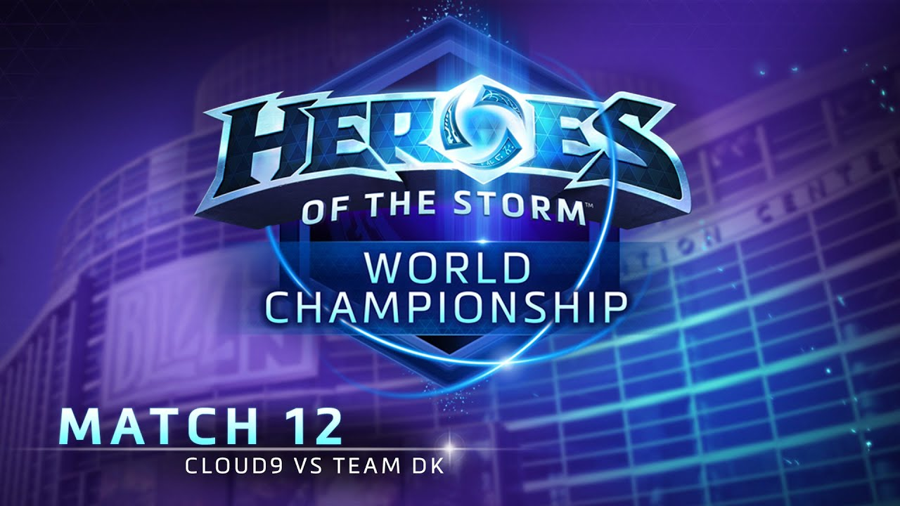Heroes Of The Storm Championship