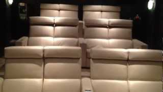 Home Theatre Seating Overview