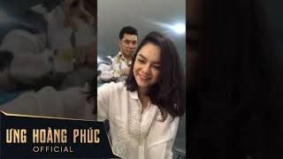 Hai anh em lâu lâu livestream cùng nhau - Ưng Hoàng Phúc, Phạm Quỳnh Anh
