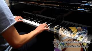 [OnePiece OP]Believe (Piano Cover)