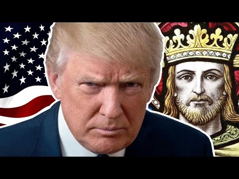 DONALD TRUMP AND END TIME BIBLE PROPHECY !!!