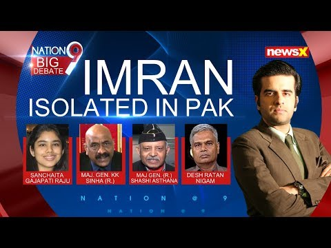 PM Imran Khan Isolated in Pakistan, Opposition Parties Going Ahead with Anti Imran March
