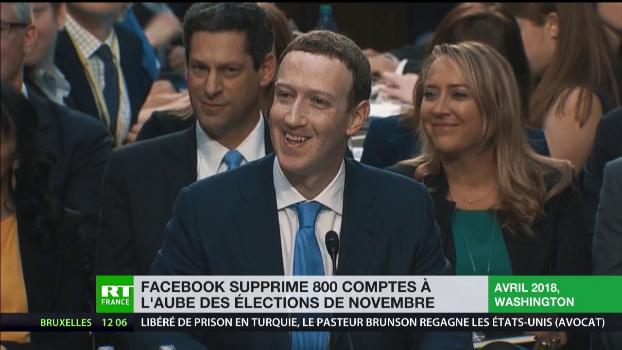 Facebook : opération censure