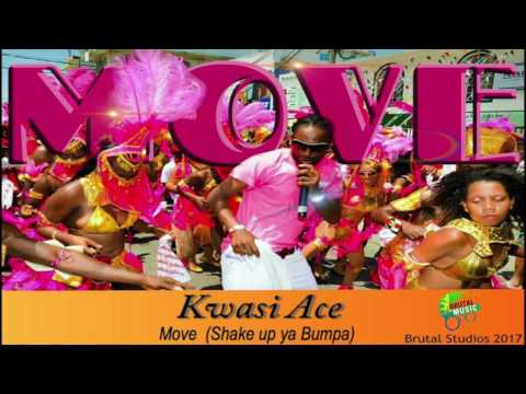 Kwasi Ace - Move (Shake up ya bumpa)