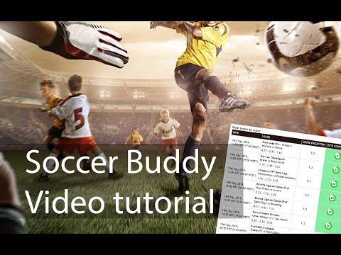 soccer-buddy---football-prediction-and-picks-tool