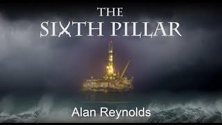 "Alan Reynolds discusses his new novel ""The Sixth Pillar"""