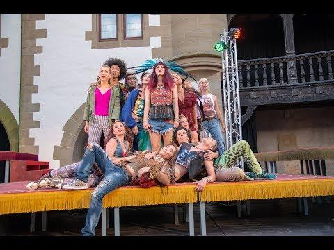 HAIR (Burgfestspiele Jagsthausen) - Trailer