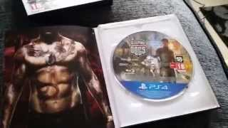 Sleeping Dogs Definitive Edition PS4 Unboxing