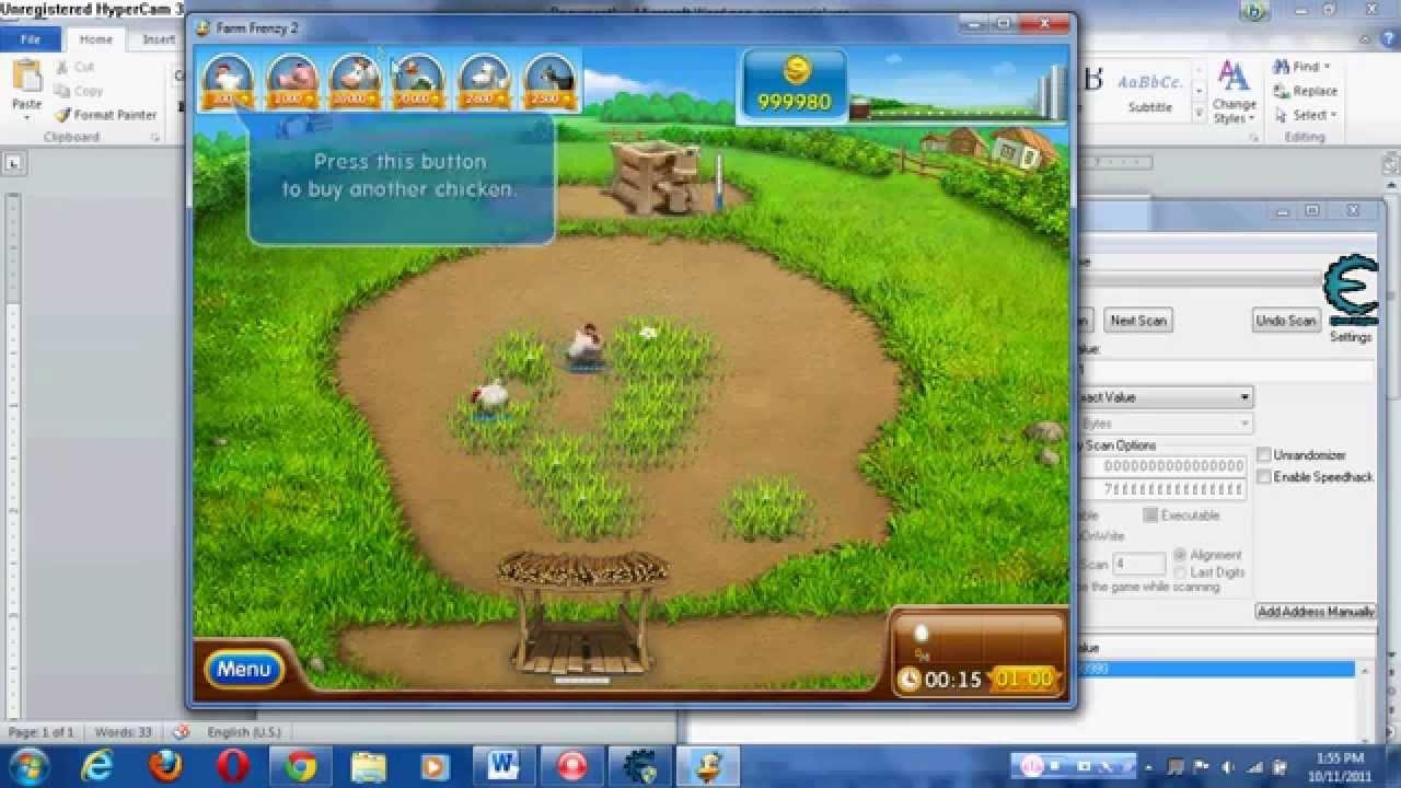 farm frenzy 2 gratuit illimit