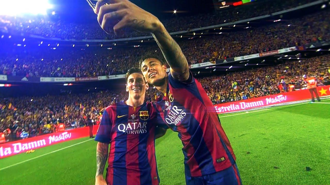 Lionel Messi & Neymar Jr. | The Best Duo | Ep. 2. | 2015 ...