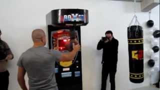 Gokhan Saki vs Hugo Metsers Machine Game !