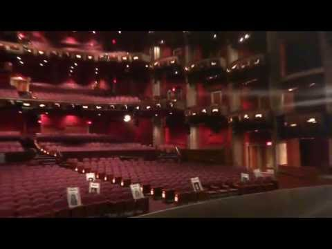 Inside of the OSCAR  Home .DOLBY THEATRE .HOLLYWOOD.