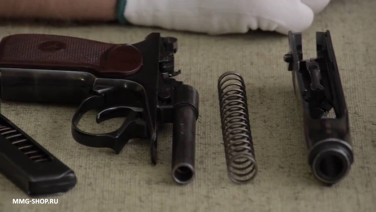 Списанное и охолощенное оружие: АКМ (ВПО-925) Молот оружие - YouTube