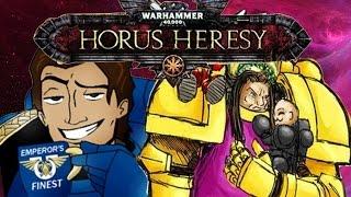 La Herejía de Horus - Geek Furioso de la Literatura