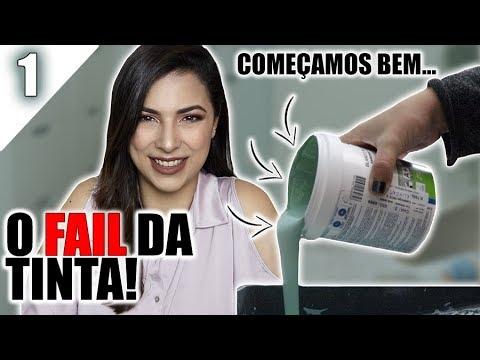QUE COMECEM OS FAILS! | OFFICE MAKEOVER EP.1 | Rita Serrano