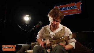 Blues Beaten Redshaw - Diddley Bow - Ont' Sofa Sessions