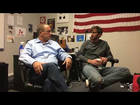 """Interview with Tim Ryan. Author of """"From Dope to Hope."""""""