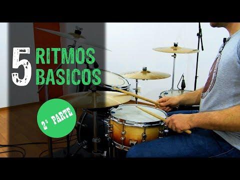 5 RITMOS BASICOS