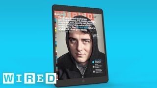 WIRED - June 2014 Issue Teaser - The Future of VR is Here