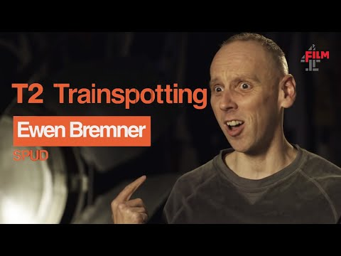 T2 Trainspotting Behind The Scenes | Spud Special