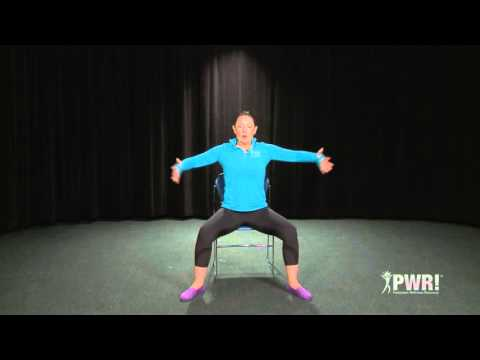 Pwr! Moves Positions Sitting