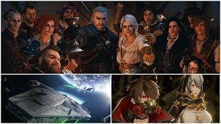 В CD Projekt RED пообещали новую игру из вселенной Ведьмака | Игровые новости
