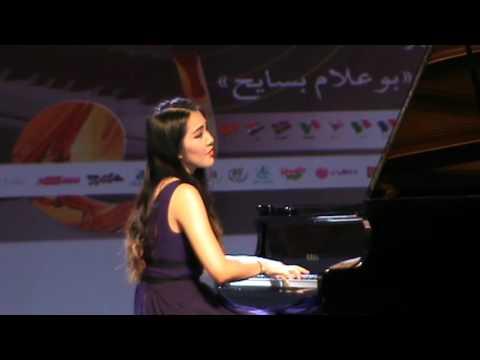 8eme FESTIVAL INTERNATIONAL DE MUSIQUE SYMPHONIQUE D'ALGER PIANO ZHAO.