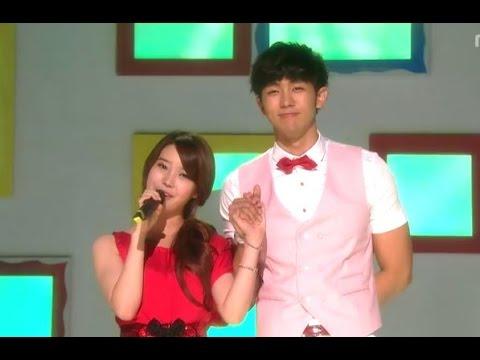 Download IU&Seulong - Nagging, 아이유&슬옹 - 잔소리, Music Core 20100626