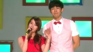 IUu0026Seulong - Nagging, 아이유u0026슬옹 - 잔소리, Music Core 20100626