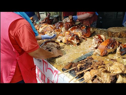 The Best Lechon   Lechon Talisay   Basketball Travels23   Travels23