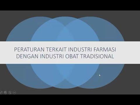 Peraturan Industri Farmasi Dan IOT