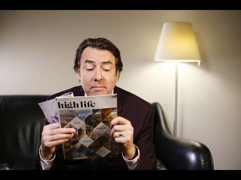 Jonathan Ross joins British Airways High Life magazine